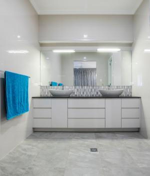 bath room interior